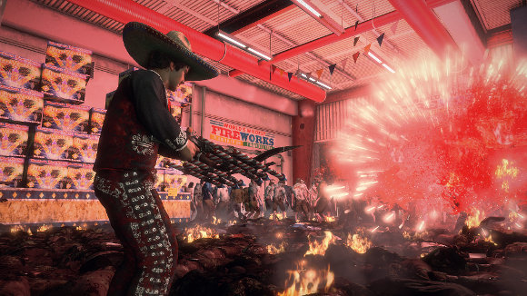 Dead Rising 3 (PC, Xbox One) PC Version Announcement - Screenshot 11