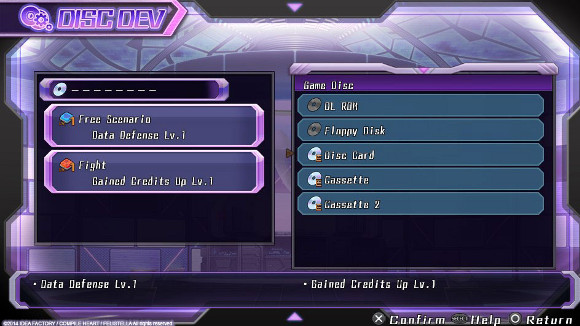 Hyperdimension Neptunia Rebirth (PS Vita) Release Date Announcement - Screenshot 4