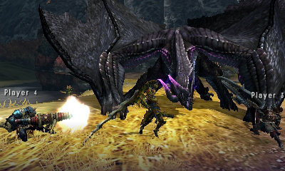 Monster Hunter 4 Ultimate (3DS) Announcement - Screenshot 9