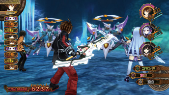 Fairy Fencer F (PS3) NIS Announcement - Screenshot 4
