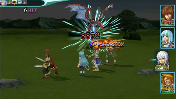 Alphadia Genesis (Wii U) Cast Detail - Screenshot 3