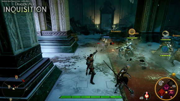 Dragon Age Inquisition (360, PC, PS3, PS4, Xbox One) Co-op Multiplayer Announcement - Screenshot 2