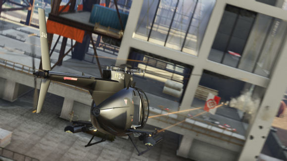 Grand Theft Auto V (360, PS3) Online Flight School Launch Screenshots - Screenshot 11