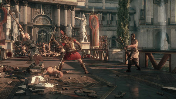 Ryse Son of Rome (PC, Xbox One) PC Announcement - Screenshot 4