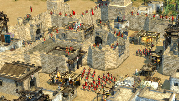 Stronghold Crusader 2 (PC) Delay Announcement - Screenshot 4