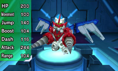 Tenkai Knights Brave Battle (360, PS3) LE Announcement - Screenshot 3