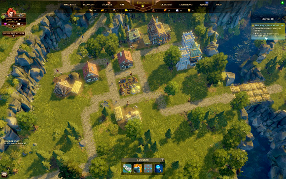 The Settlers - Kingdoms of Anteria (PC) Beta Announcement - Screenshot 4