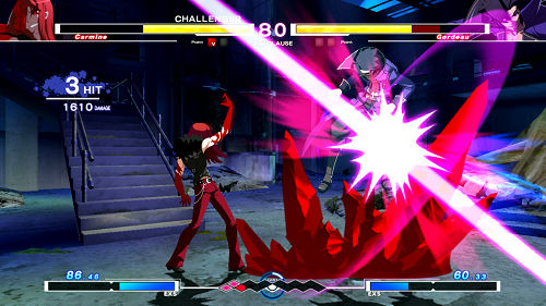 Under Night In-Birth Exe Late (PC) Website and Preorder Announcement - Screenshot 1