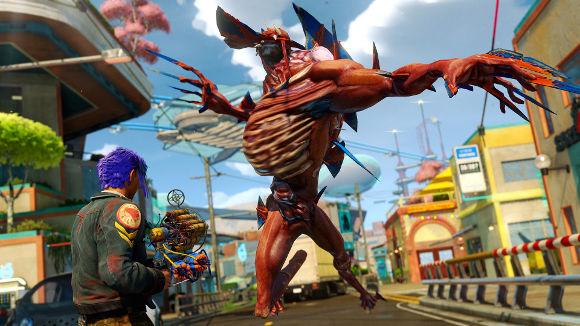 Sunset Overdrive (Xbox One) Season Pass Announcement - Screenshot 1
