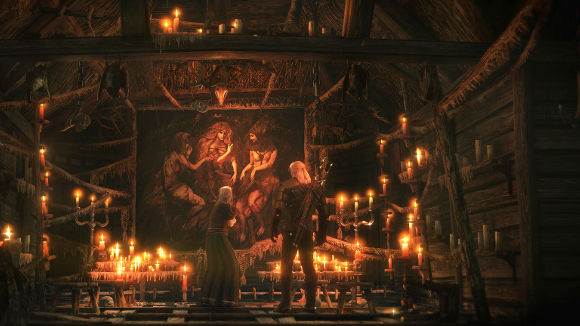 The Witcher 3 Wild Hunt (PC, PS4, Xbox One) Opening Trailer Announcement - Screenshot 5