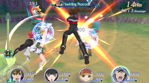 Tales of Hearts R (PS Vita) Launch Announcement - Screenshot 1