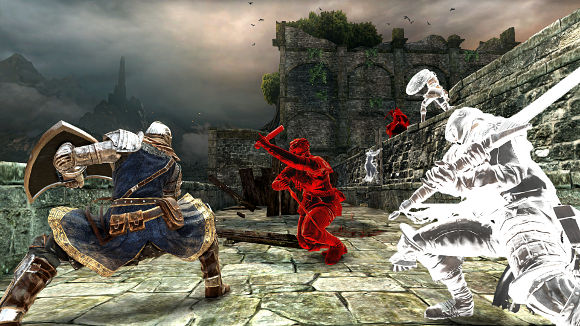 Dark Souls II Scholar of the First Sin (PC, PS3, PS4, Xbox 360, Xbox One) Announcement - Screenshot 1