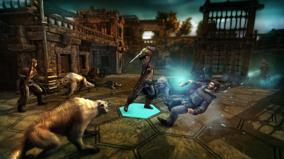Blackguards 2 (PC) Launch Announcement - Screenshot 1