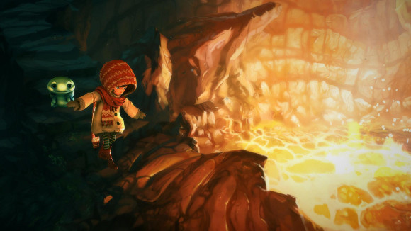 Silence The Whispered World 2 (PC, PS4, Xbox One) PS4 Announcement - Screenshot 1