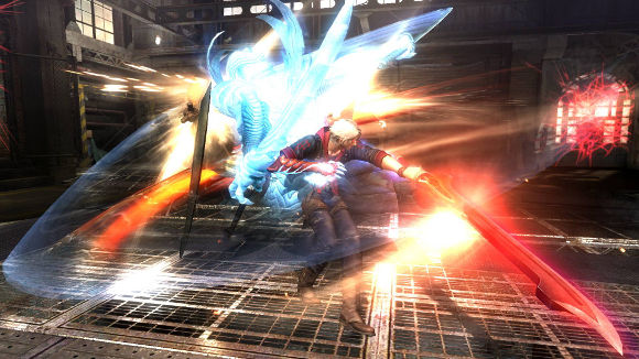 Devil May Cry 4 Special Edition (PC, PS4, Xbox One) Release Date Announcement - Screenshot 1