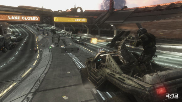 Halo 3: ODST, new map launch for Halo: The Master Chief