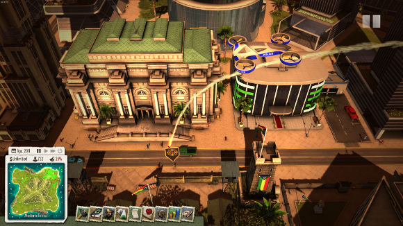 Tropico 5 (PC, PS4, Xbox 360) Espionage DLC Announcement - Screenshot 1