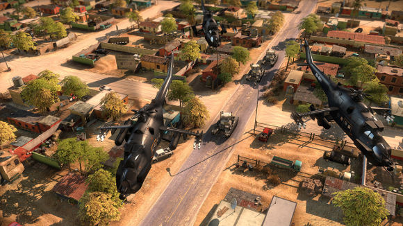 Act of Aggression (PC) Faction Trailer - Screenshot 4
