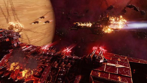 Battlefleet Gothic Armada (PC) June Media 1 - Screenshot 1