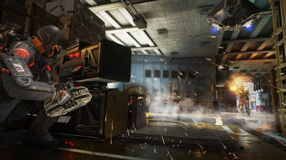 Call of Duty Advanced Warfare (360, PC, PS3, PS4, Xbox One) Supremacy PSN Steam Release Date Announcement - Screenshot 1
