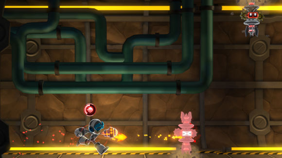 Mighty No 9 (PC, PS3, PS4, PS Vita, Wii U, Xbox 360, Xbox One) CE Announcement - Screenshot 1