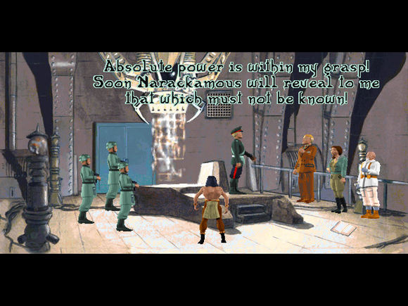 Call of Cthulhu: Prisoner of Ice (PC)