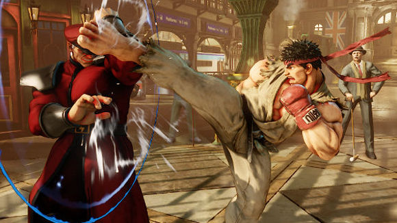 Street Fighter V (PC, PS4) E3 Media - Screenshot 13