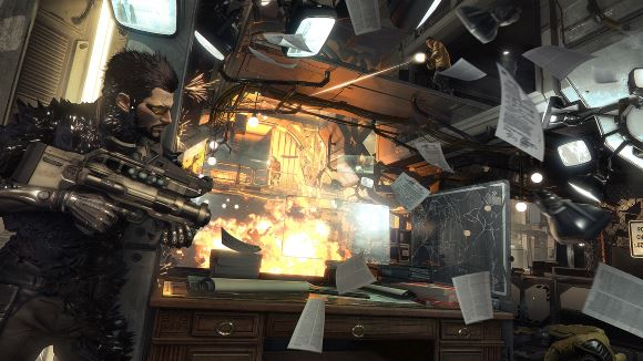 Deus Ex Mankind Divided (PC, PS4, Xbox One) Pre Order Promo Announcement - Screenshot 2