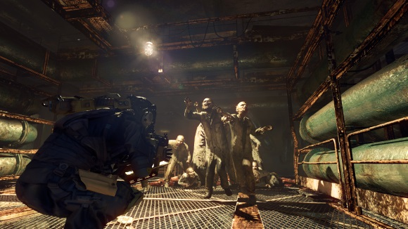 Umbrella Corps (PC, PS4) Announcement - Screenshot 1