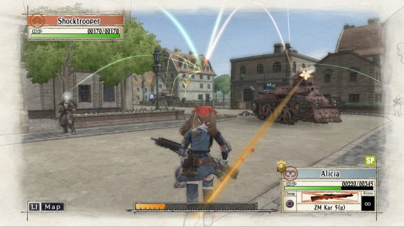 Valkyria Chronicles Remastered (PS4) - Announcement - Screenshot 4