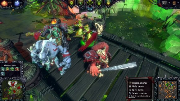 Dungeons 2 (PC, PS4) PS4 Announcement - Screenshot 1