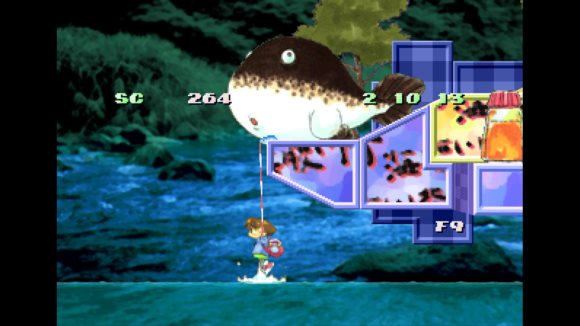 Umihara Kawase Trilogy (PC) Launch Announcement - Screenshot 1