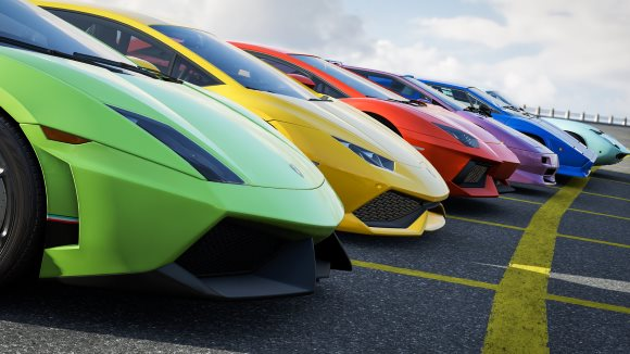 Forza Motorsport 6 (Xbox One) Lamborghini Announcement - Header