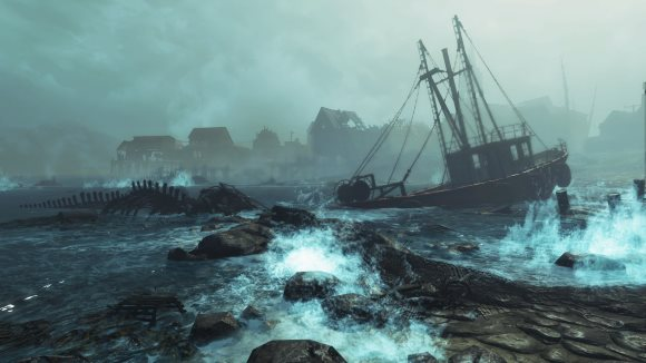 Fallout 4 (PC, PS4, Xbox One) Far Harbor Release Date Announcement - Header