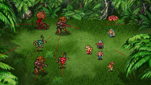 Romancing SaGa 2 (Android, iOS) Announcement - Screenshot 1