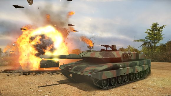 Wargame Red Dragon (PC) Netherlands DLC Announcement - Screenshot 1
