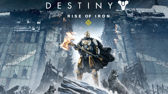 Destiny (PS4, Xbox One) Rise of Iron Announcement - Header