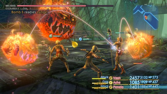 Final Fantasy XII The Zodiac Age (PS4) Announcement - Screenshot 1