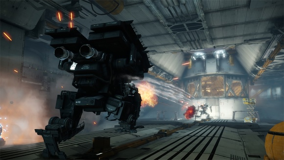 Hawken (PS4, Xbox One) Announcement - Screenshot 1