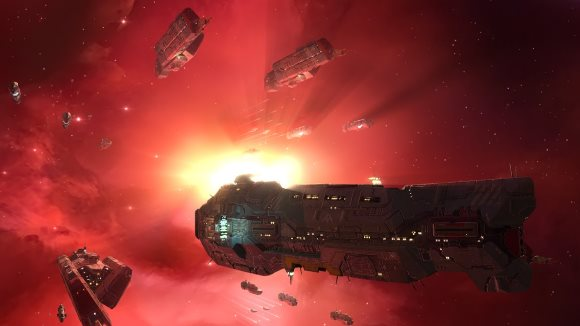 Homeworld Remastered Collection (PC) GOG Announcement - Screenshot 1