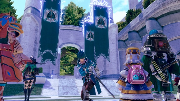 Star Ocean Integrity and Faithlessness (PS4) Launch Announcement - Screenshot 1