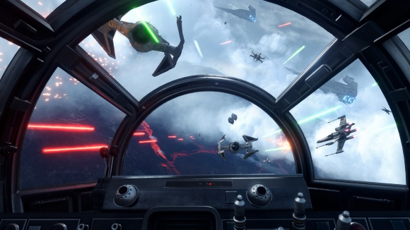 Star Wars Battlefront (PC, PS4, Xbox One) E3 Announcement - E3 Header