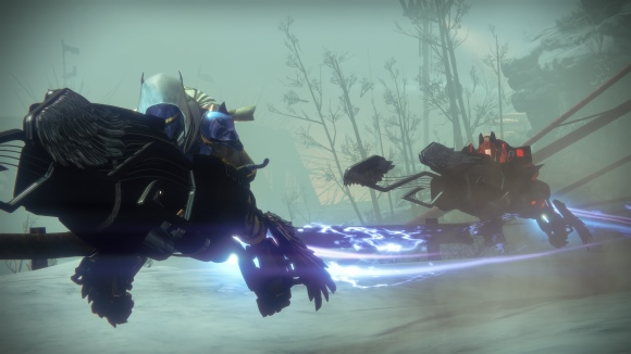 Destiny (PS4, Xbox One) Rise of Iron Trailer Announcement - Screenshot 1