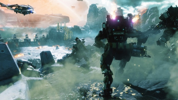 Titanfall 2 (PC, PS4, Xbox One) Video Series Announcement - Screenshot 1