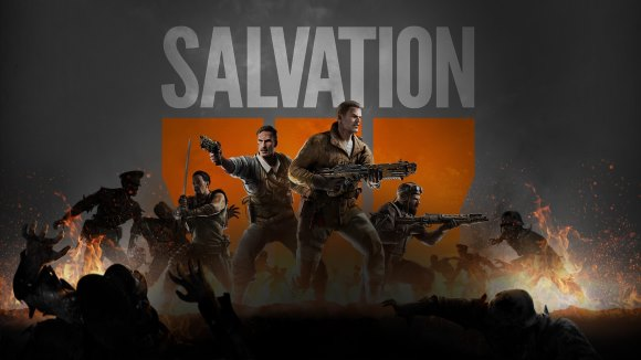 Call of Duty Black Ops III (PC PS3 PS4 Xbox 360 Xbox One) Salvation Announcement - Header