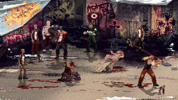 Mother Russia Bleeds (PC) Announcement - Screenshot 1