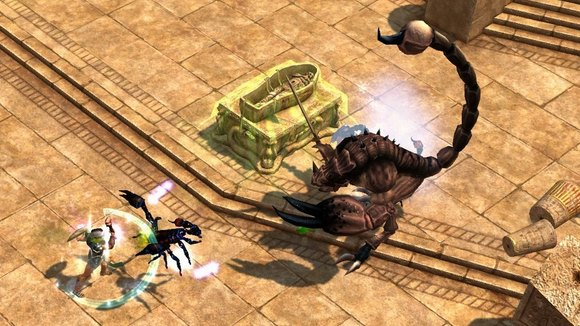 Titan Quest Anniversary Edition (PC) Launch Announcement - Screenshot 1