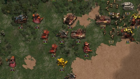 Warhammer 40K Armageddon - Da Orks (iOS, PC) Launch Announcement - Screenshot 4