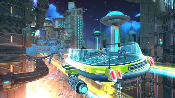 Ratched and Clank: All 4 One (PS3) Launch Announcement - Screenshot 5